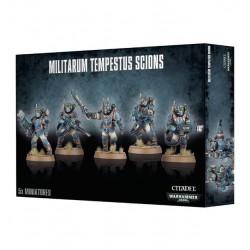 Militarum Tempestus Scions...