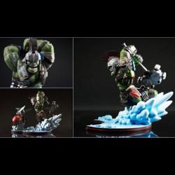 Diorama Marvel Q-Fig Thor Ragnarök-Hulk