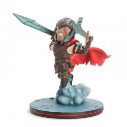 Diorama Marvel Q-Fig Thor Ragnarök - Thor