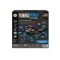 Funko POP Funkoverse: DC Comics Base Set English Board Game