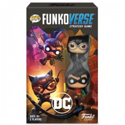 Funko POP Funkoverse: DC Comics Expandalone Board Game