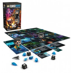 Funko POP Funkoverse: DC Comics Expandalone Board Game