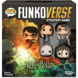 Funko POP Funkoverse: Harry Potter Base Set Board Game