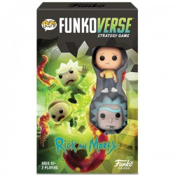 Funko POP Funkoverse: Rick and Morty Expandalone Board Game