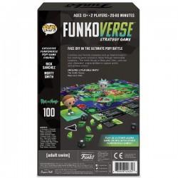 Funko POP Funkoverse: Rick and Morty Expandalone Board Game