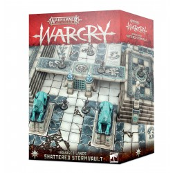 Warhammer Age Of Sigmar: Warcry Shattered Stormvault