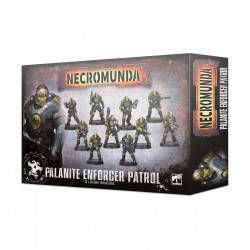Necromunda Palanite Enforcer Patrol
