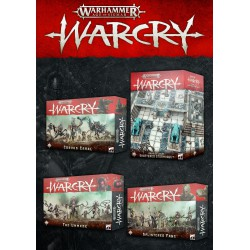 Warcry: Warbands and Scenery Set