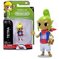 Figurka World of Nintendo Tetra The legend of Zelda Wind Waker 6cm