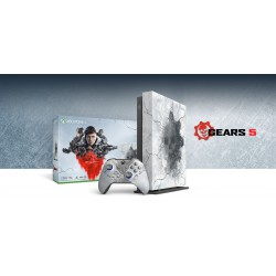 Konsola Xbox One X 1TB + Gears 5 Standard Edition