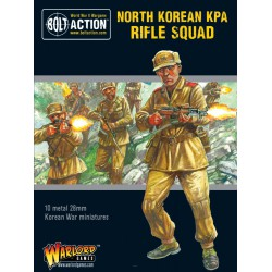 Bolt Action North Korean KPA Rifle Squad