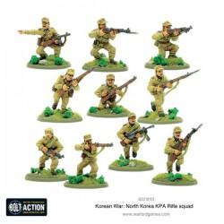 Bolt Action North Korean KPA Rifle Squad