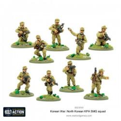 Bolt Action North Korean KPA SMG Squad