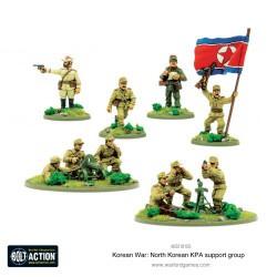 Bolt Action North Korean KPA Support Squad