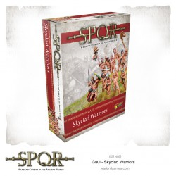 SPQR Gaul Skyclad Warriors