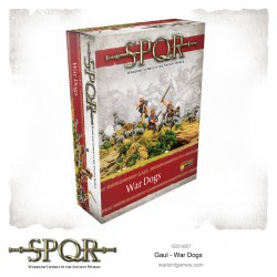 SPQR Gaul War Dogs