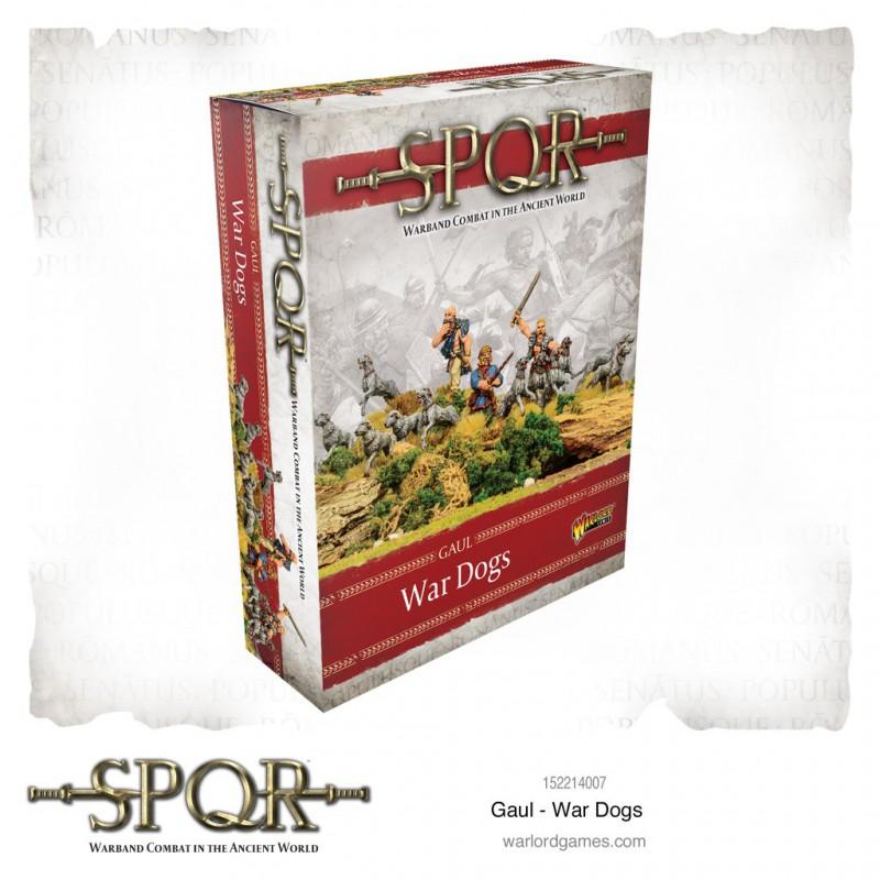 SPQR Gaul War Dogs