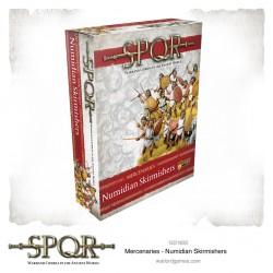 SPQR Mercenaries Numidian Skirmishers