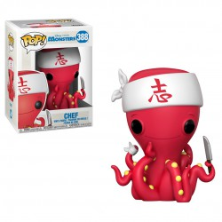 Funko POP Disney: Monsters Inc Chef