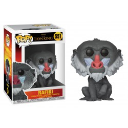 Funko POP Disney: The Lion King Rafiki