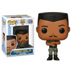 Funko POP Disney: Toy Story 4 Combat Carl Jr.