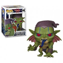 Funko POP Marvel Bobble: Spider-Man Animated Green Goblin