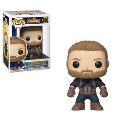 Funko POP Marvel: Avengers Infinity War Captain America