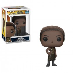Funko POP Marvel: Black Panther Nakia