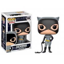 Funko POP DC: Batman Animated BTAS Catwoman