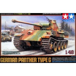 Tamiya 32520 1:48 German Panther G