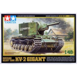 Tamiya 32538 1:48 Russian KV-2 Gigant