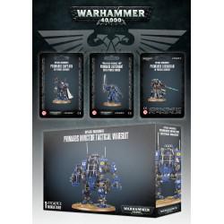 Space Marines Primaris Pack Warhammer 40K