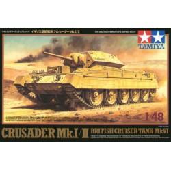 Tamiya 32541 1:48 Crusader Mk.I/II