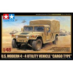 "Tamiya 32563 1:48 U.S. Modern 4X4 Utility Vehicle ""Cargo Type"""