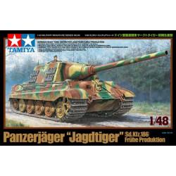 Tamiya 32569 1:48 Jagdtiger Early Production