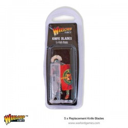 Replacement Knife Blades Warlord Games