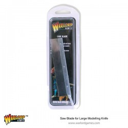 Saw Blade for Large Modelling Knife Warlord Games