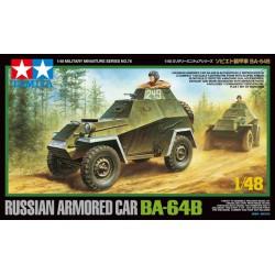 Tamiya 32576 1:48 Russian Armored Car BA-64B