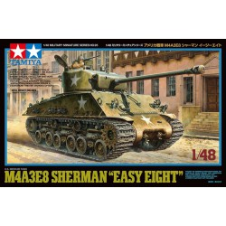 "Tamiya 32595 1:48 M4A3E8 Sherman ""Easy Eight"""