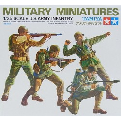 Tamiya 35013 1:35 U.S. Army Infantry