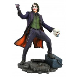 Figurka The Dark Knight DC Movie Gallery PVC Statue The Joker 23 cm