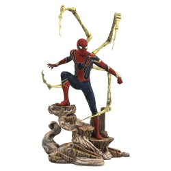 Figurka Avengers Infinity War Marvel Movie Gallery PVC Statue Iron Spider-Man 23 cm