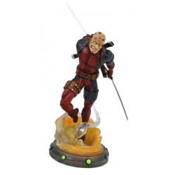 Figurka Marvel Gallery PVC Statue Unmasked Deadpool 25 cm