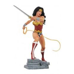 Figurka DC Gallery PVC Statue Wonder Woman Lasso Comic 23 cm