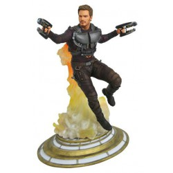 Figurka Guardians of the Galaxy Vol. 2 Marvel Movie Gallery PVC Statue Star-Lord 28 cm