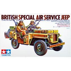 Tamiya 35033 1:35 British SAS Jeep