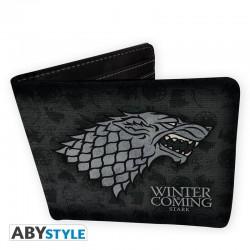 Game of Thrones Portfel+Breloczek Stark