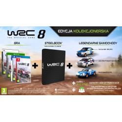 WRC 8 Edycja kolekcjonerska Ps4