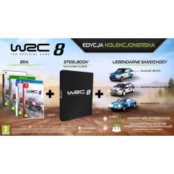 WRC 8 Edycja kolekcjonerska PC