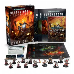 Warhammer Quest Blackstone Fortress Escalation Expansion